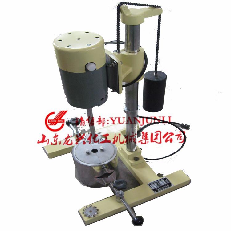 试验型砂磨分散两用机
