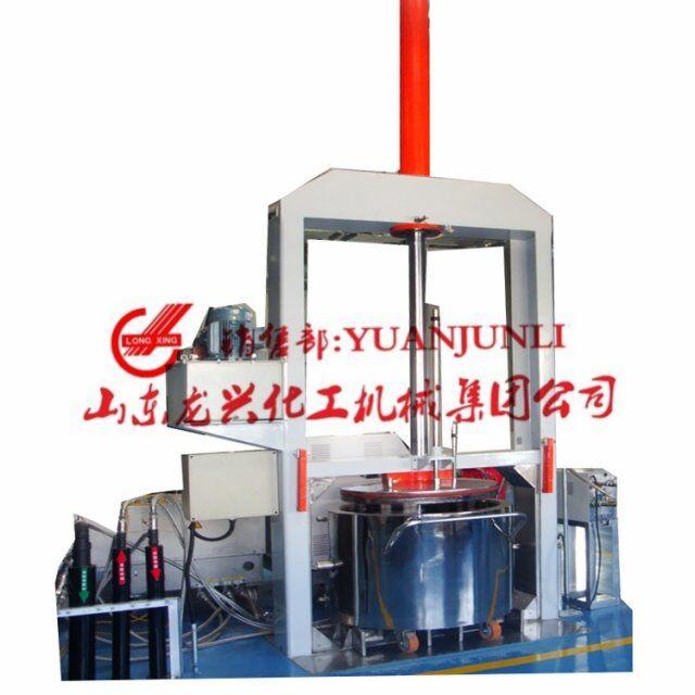 液压出料机压料机