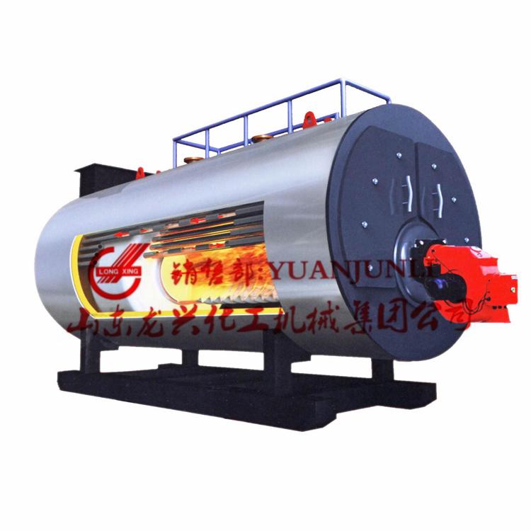 低氮环保燃气蒸汽锅炉