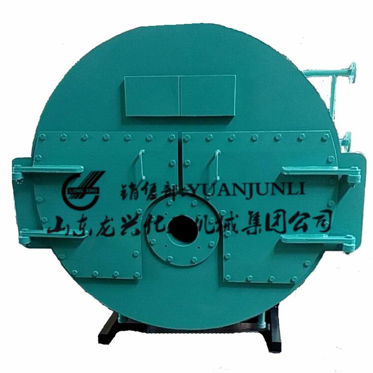 燃气燃油蒸汽锅炉