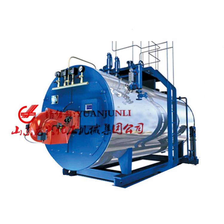 卧式燃气燃油热水锅炉