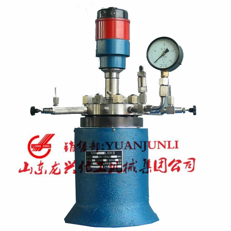 高压磁力搅拌反应釜罐
